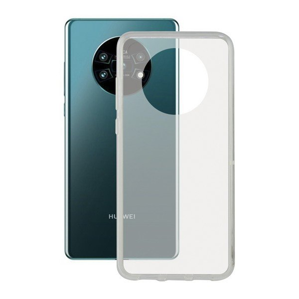 Image of   Huawei Mate 30 Pro - Cover - Gennemsigtig