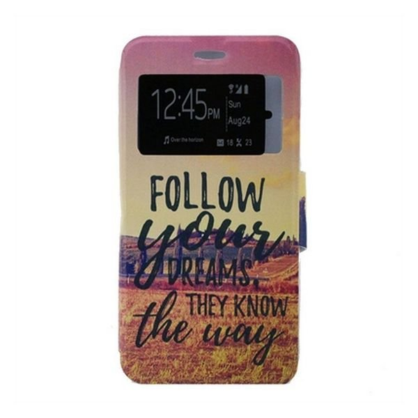Image of   Huawei Nova Plus Cover - Follow Your Dreams