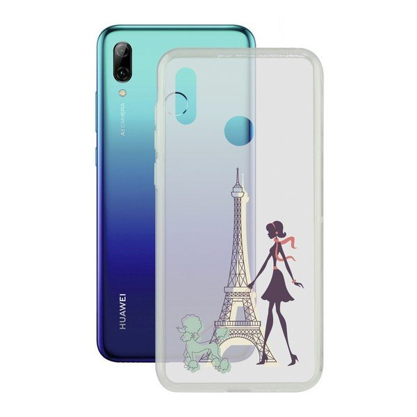 Image of   Huawei P Smart 2019 - Cover - Frankrig - Gennemsigtig