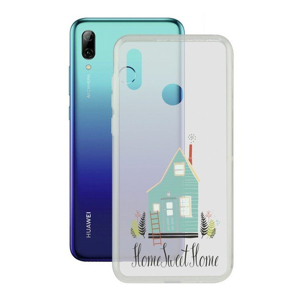 Image of   Huawei P Smart 2019 - Cover - Hus - Gennemsigtig