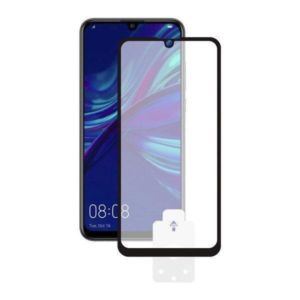 Image of   Huawei P Smart 2019 - Hærdet Glas Beskyttelse - 9h - Sort