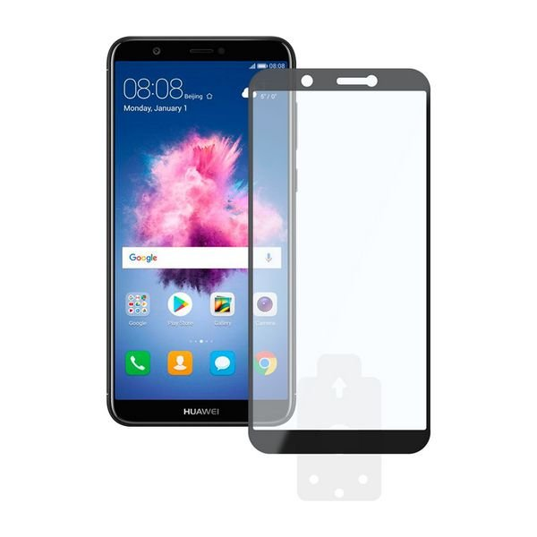 Image of   Huawei P Smart - Hærdet Glas Beskyttelse - 9h - 0,3 Mm