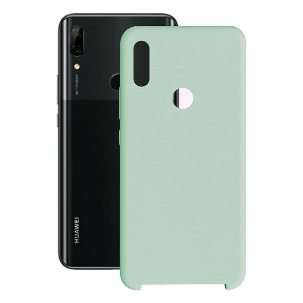 Image of   Huawei P Smart Z - Cover - Blød Turkis Blå