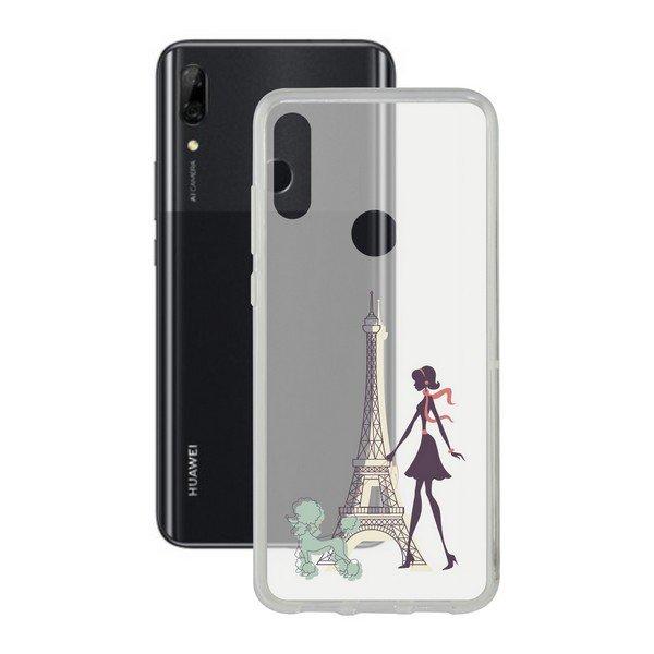 Image of   Huawei P Smart Z Flex - Cover - Frankrig - Gennemsigtig
