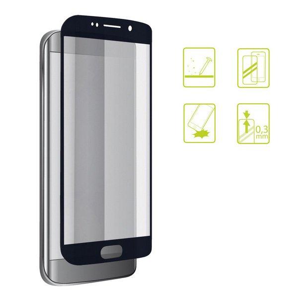 Image of   Huawei P20 - Hærdet Glas Beskyttelse - 9h - 0,3 Mm - Sort