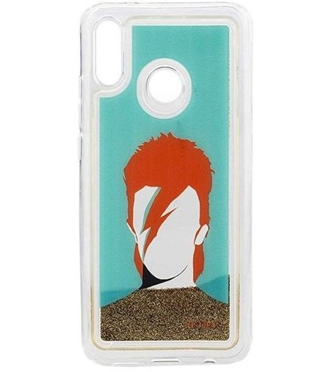 Image of   Huawei P20 Lite - Cover - Bowie