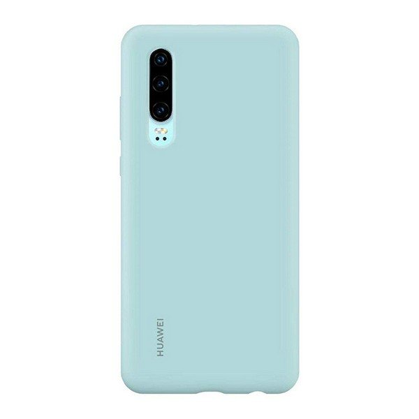 Image of   Huawei P30 - Cover - Blå