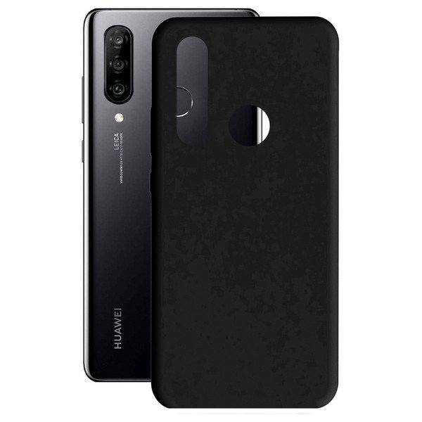 Image of   Huawei P30 Lite - Cover - Blød Sort