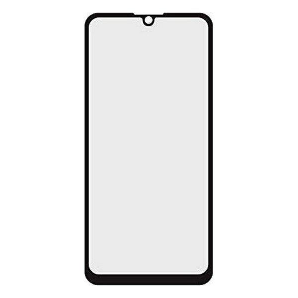 Image of   Huawei P30 Lite - Hærdet Glas Beskyttelse - 9h - 0,3 Mm - Sort