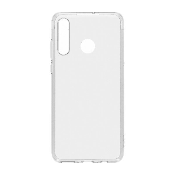 Image of   Huawei P30 Lite - Silikone Cover - Gennemsigtig