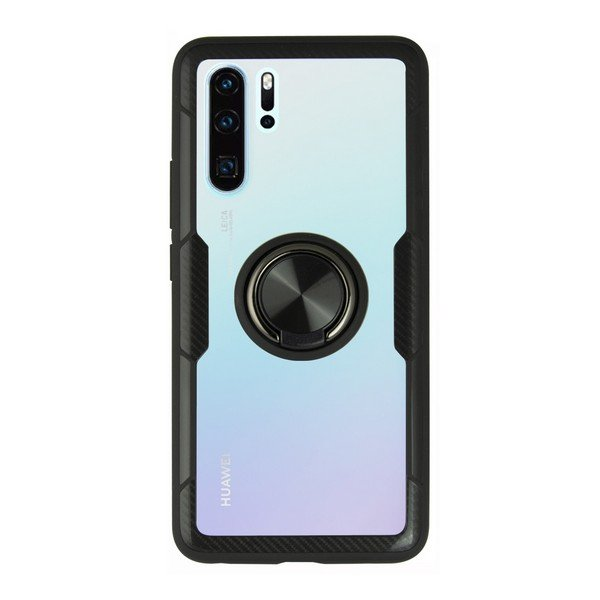 Image of   Huawei P30 Pro - Cover 360 Ring - Sort