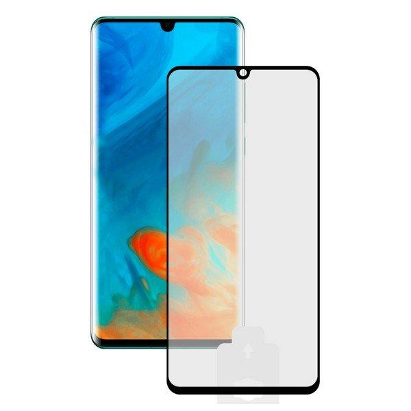Image of   Huawei P30 Pro - Hærdet Glas Beskyttelse - 9h - 0,3 Mm - Sort