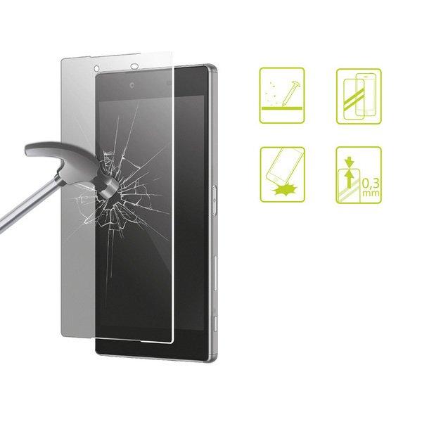 Image of   Huawei Y6 2018 - Hærdet Glas Beskyttelse - 9h - 0,3 Mm