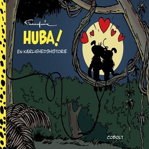 Image of   Huba - En Kærlighedshistorie - André Franquin - Tegneserie