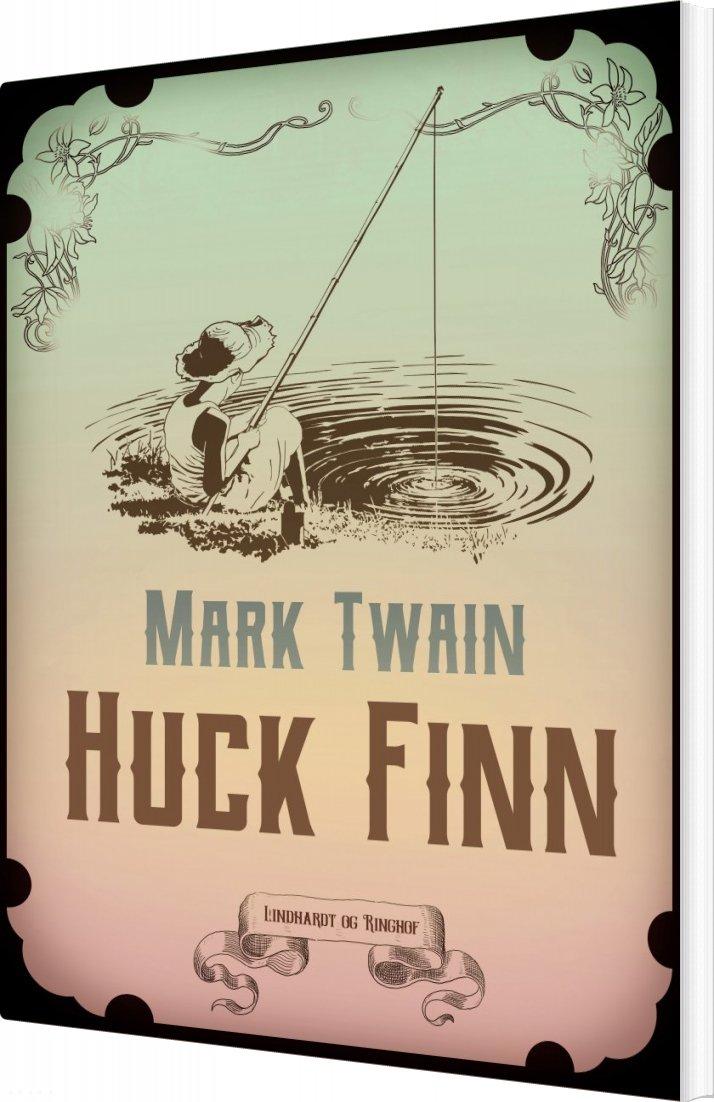 Huck Finn - Mark Twain - Bog