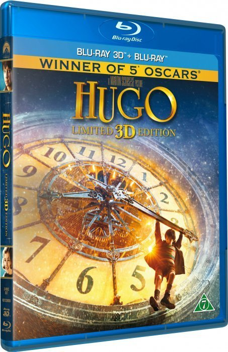 Image of   Hugo (3d + 2d Blu-ray) -