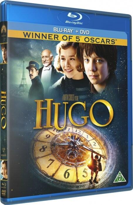 Image of   Hugo (blu-ray + Dvd) - Blu-Ray