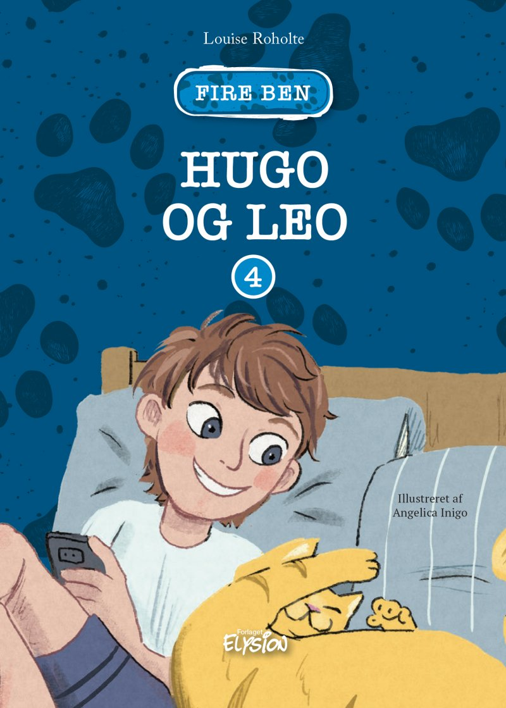 Hugo Og Leo - Louise Roholte - Bog