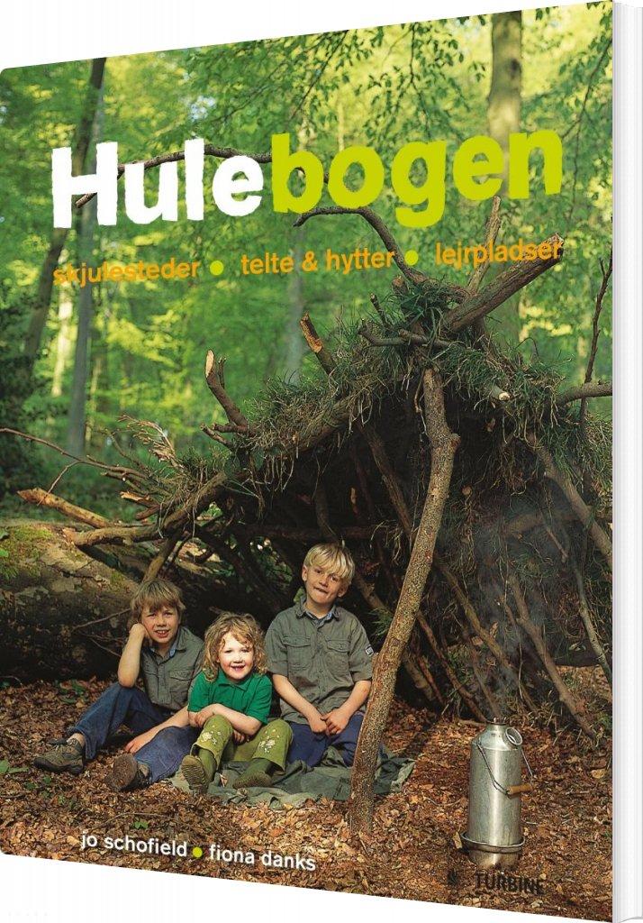 Hulebogen - Jo Schofield - Bog