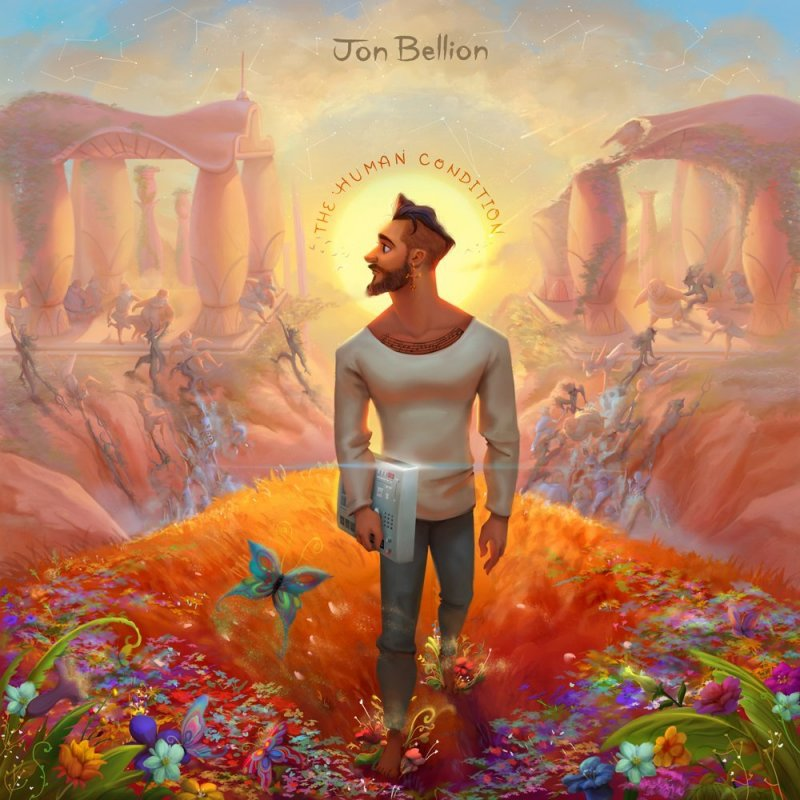 Image of   Jon Bellion - Human Condition - CD