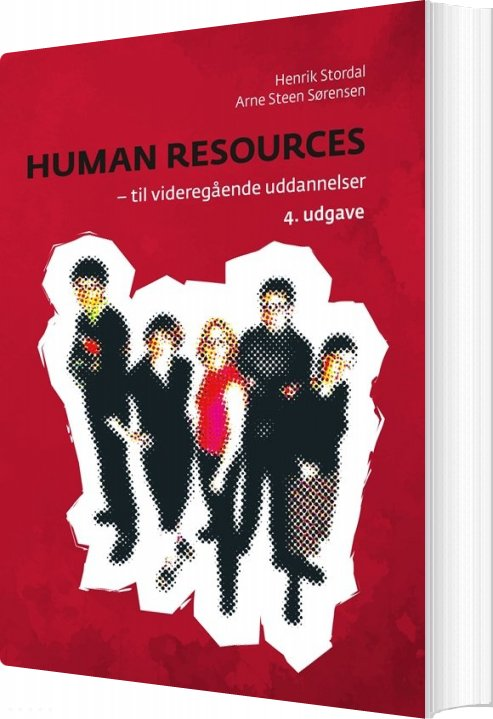 Human Resources - Arne Steen Sørensen - Bog