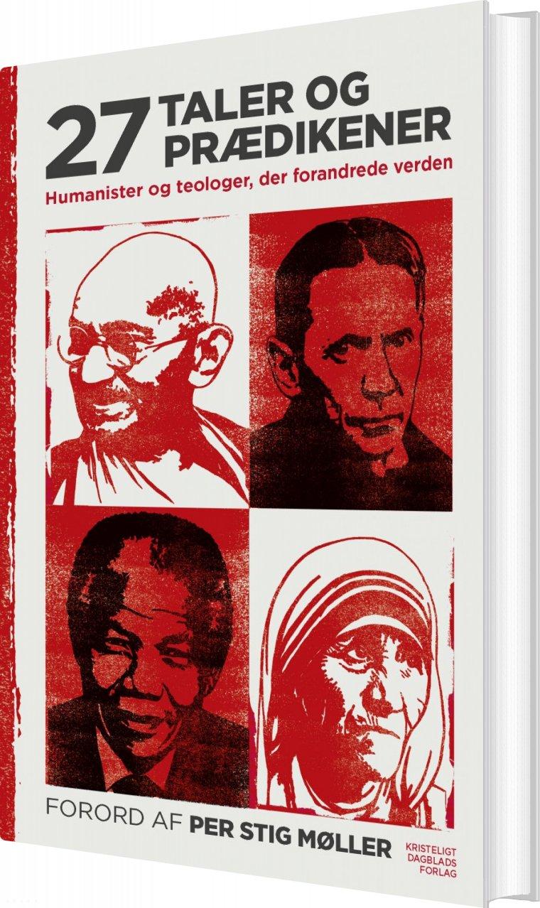 Image of   27 Taler Og Prædikener - Diverse - Bog