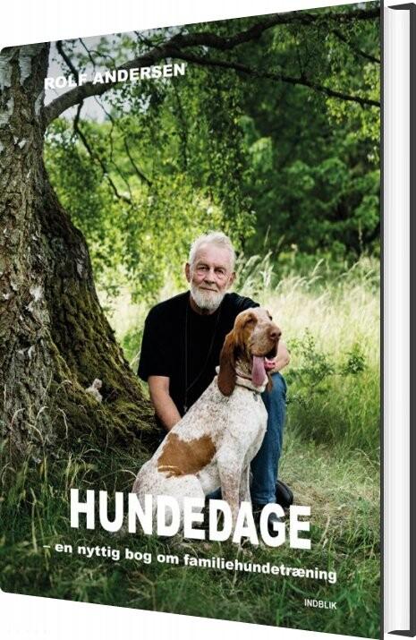 Billede af Hundedage - Rolf Andersen - Bog