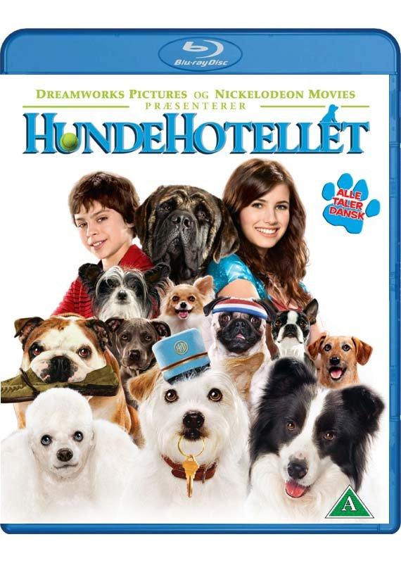 Image of   Hundehotellet - Blu-Ray