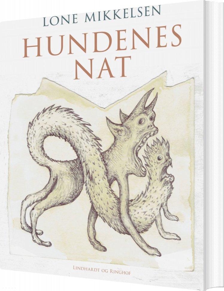 Hundenes Nat - Lone Mikkelsen - Bog