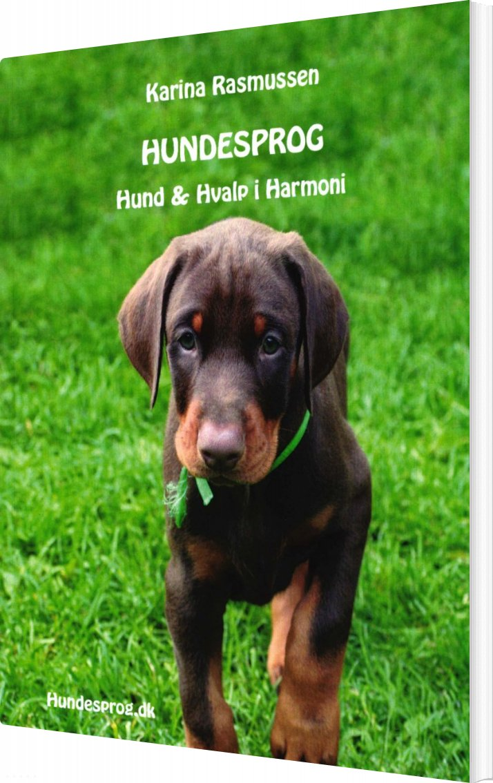 Image of   Hundesprog - Hund Og Hvalp I Harmoni - Karina Rasmussen - Bog