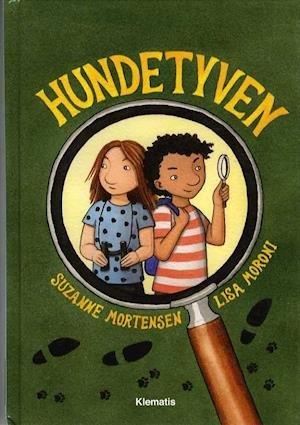 Image of   Hundetyven - Suzanne Mortensen - Bog