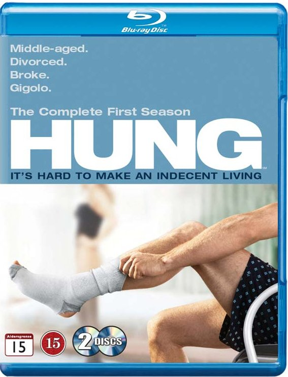Image of   Hung - Sæson 1 - Hbo - Blu-Ray - Tv-serie