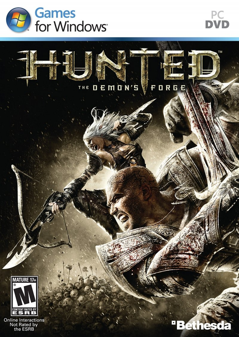 Image of   Hunted: The Demons Forge - Dk - PC
