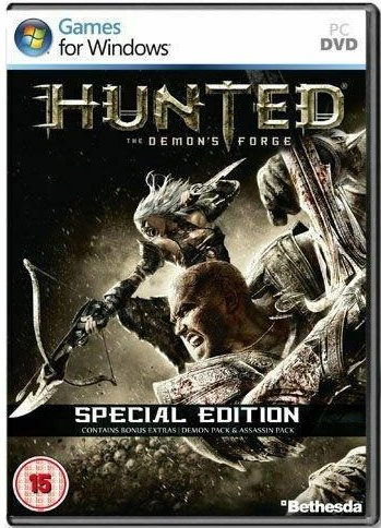 Image of   Hunted: The Demons Forge - Special Edition - PC