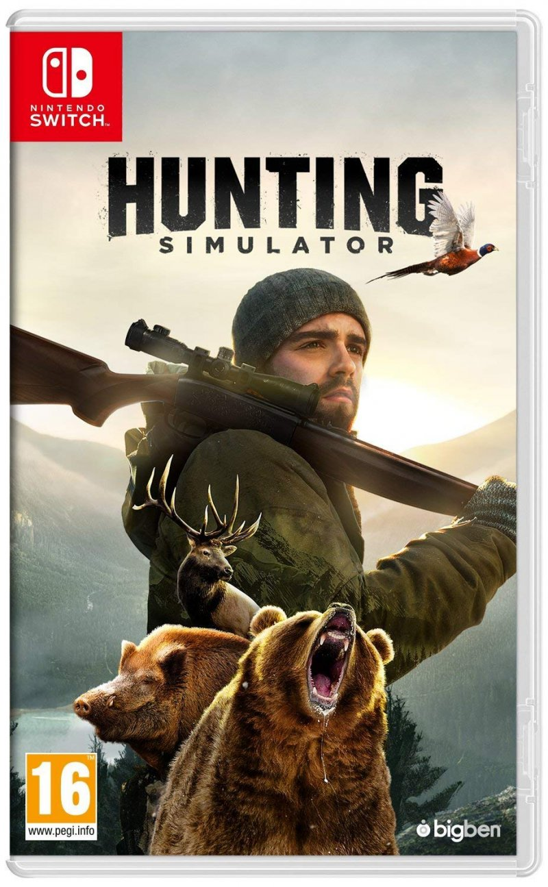 Image of   Hunting Simulator - Nintendo Switch