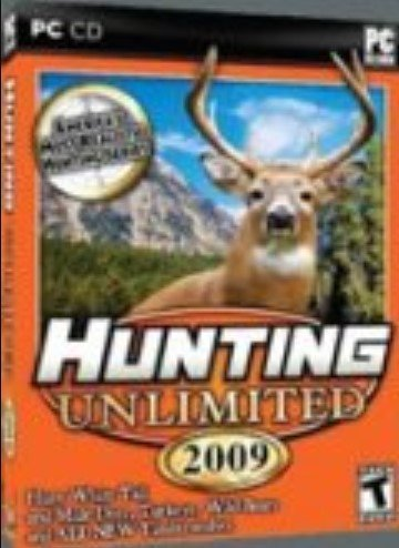 Image of   Hunting Unlimited 2009 - PC