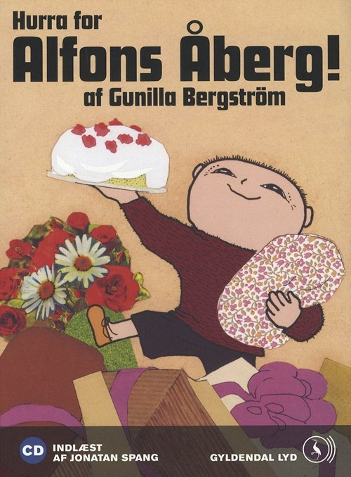Image of   Hurra For Alfons åberg - Gunilla Bergström - Cd Lydbog