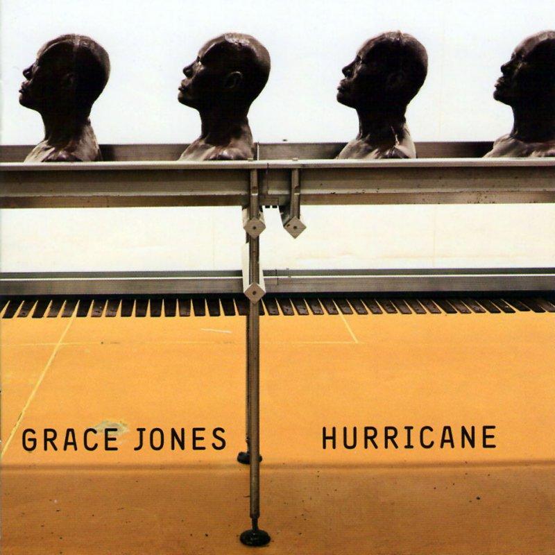 Image of   Grace Jones - Hurricane - CD