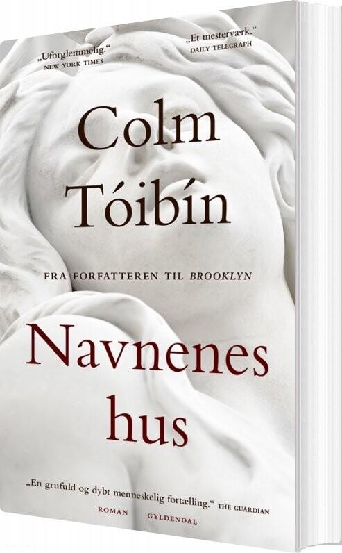 Image of   Hus Med Mange Navne - Colm Tóibín - Bog
