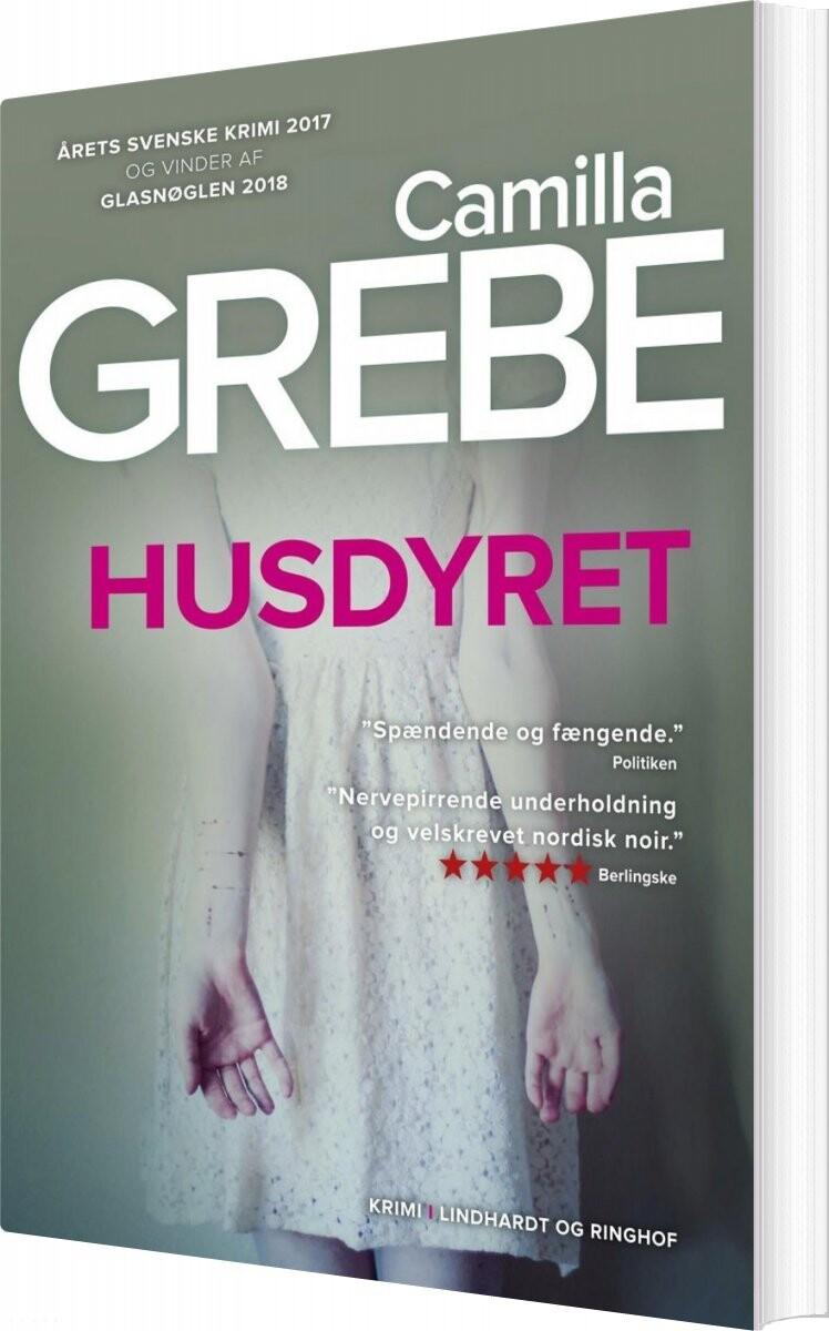 Image of   Husdyret - Camilla Grebe - Bog