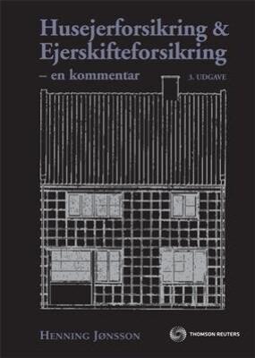 Husejerforsikring - Henning Jønsson - Bog