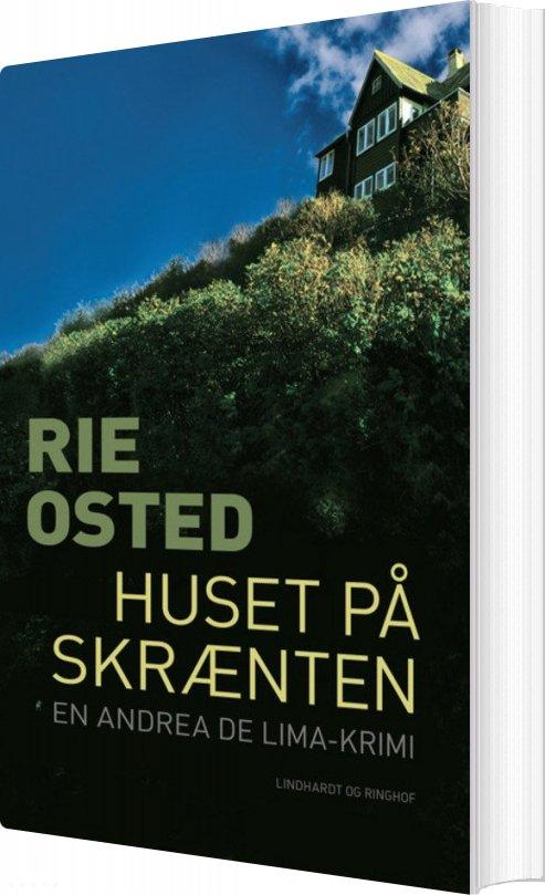 Image of   Huset På Skrænten - Rie Osted - Bog