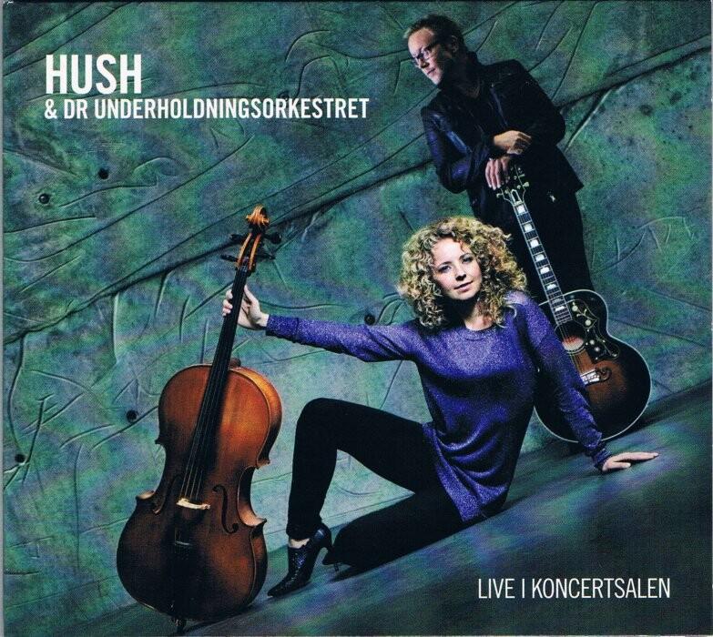 Image of   Hush - Live I Koncertsalen - Med Drs Underholdningsorkester - CD