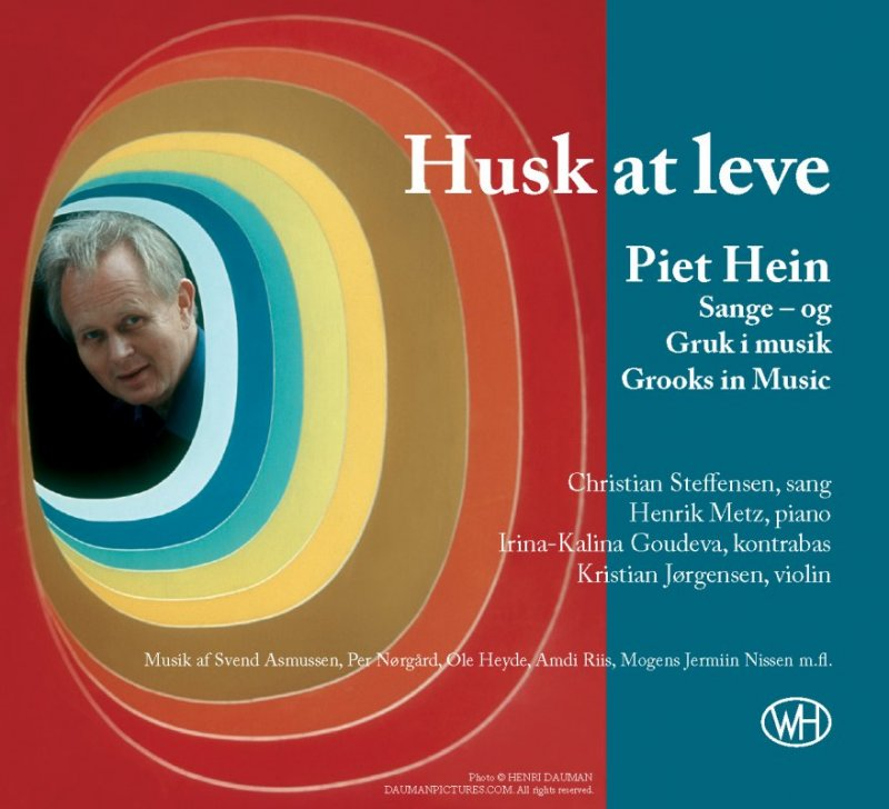 Husk At Leve - CD