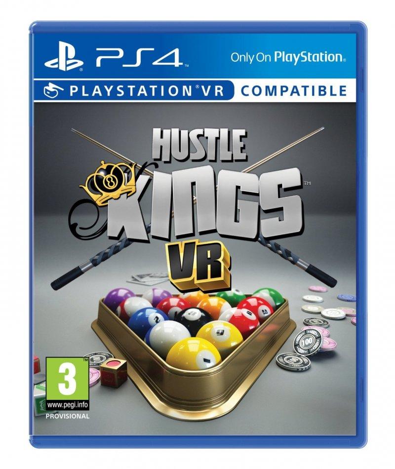 Image of   Hustle Kings (vr) - PS4