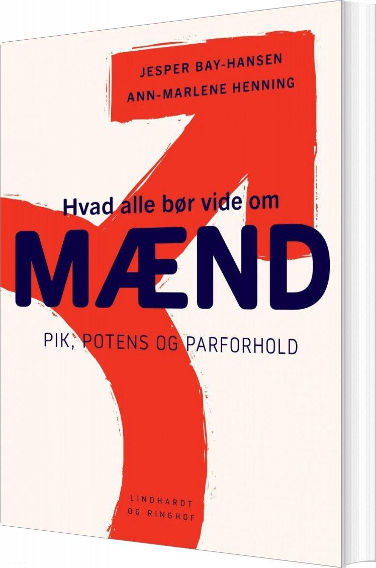 Hvad Alle Bør Vide Om Mænd Af Jesper Bay-Hansen → Køb bogen billigt her