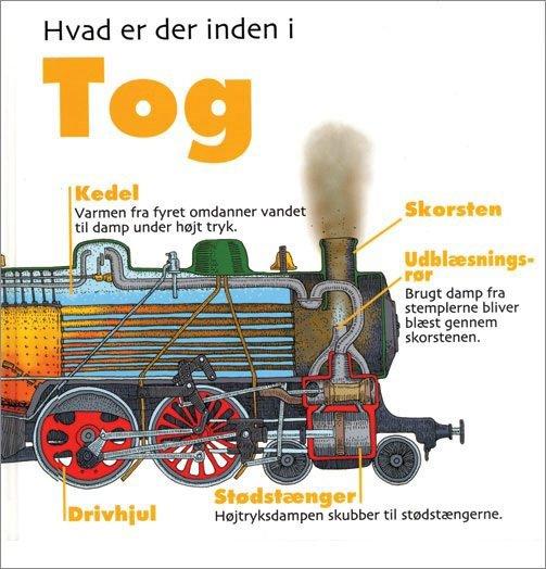 Image of   Hvad Er Der Inden I Tog - David West - Bog