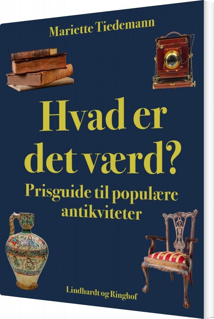 bøger om antikviteter