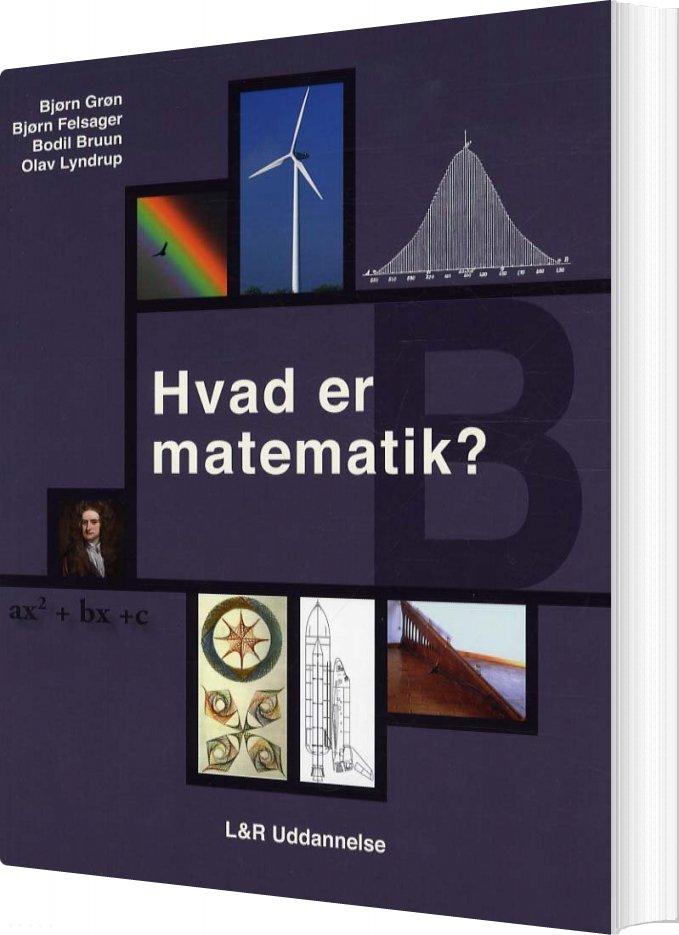 Image of   Hvad Er Matematik? B - Bjørn Felsager - Bog