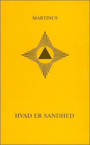 Image of   Hvad Er Sandhed (småbog 3) - Martinus - Bog
